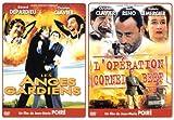 echange, troc Les Anges gardiens / L'Opération Corned Beef - Coffret 2 DVD