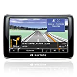 "NAVIGON 4350max Navigationssystem (10,9 cm (4,3 Zoll) Display, Europa (40 L�nder), TMC, Bluetooth, Clever Parking , Text-to-Speech)von ""NAVIGON"""
