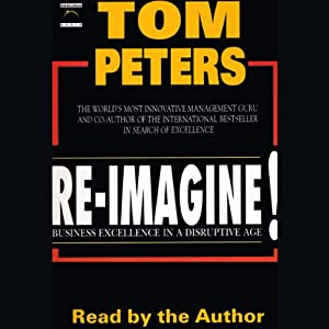 Re-imagine! Audiobook