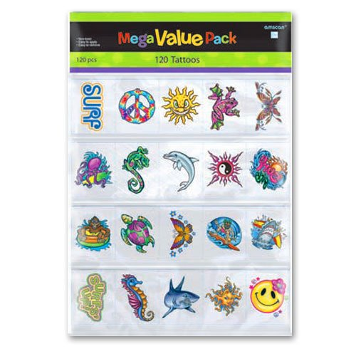 Mega Pack Summer Tattoos - 1