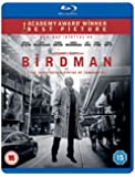Birdman [Blu-ray + UV Copy]