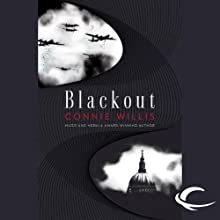 Blackout Audiobook by Connie Willis Narrated by Katherine Kellgren, Connie Willis