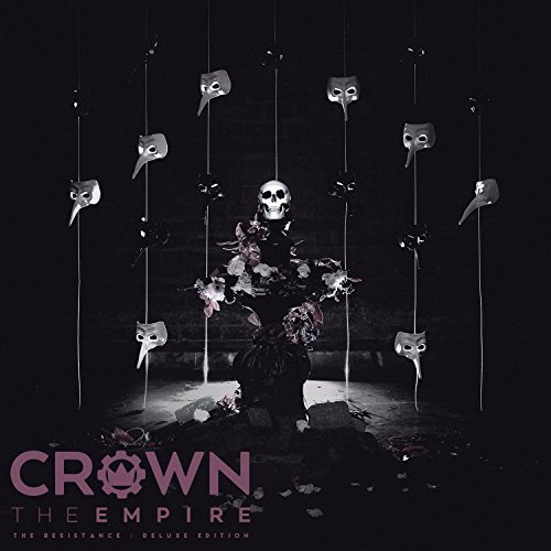 Crown The Empire-The Resistance-Deluxe Edition-CD-FLAC-2015-FORSAKEN Download