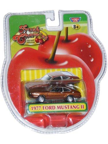 1977 Ford Mustang II Die-Cast 1:64 by Fresh Cherries - 1
