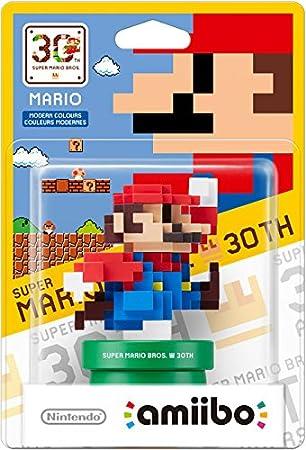 amiibo 8-bit Modern Mario (Nintendo Wii U/3DS)