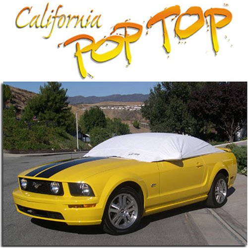 - Ford Mustang (2005-2011) DuPont Tyvek PopTop Sun Shade, Interior, Cockpit, Car Cover __SEMA 2006 NEW PRODUCT AWARD WINNER__