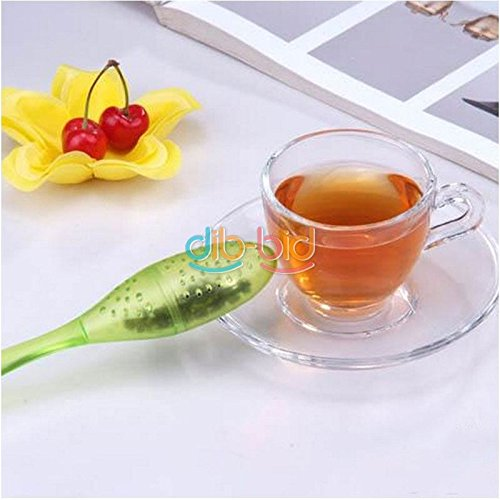 2 X Tadpole Tea Spoon Strainer Teaspoon Infuser Filter