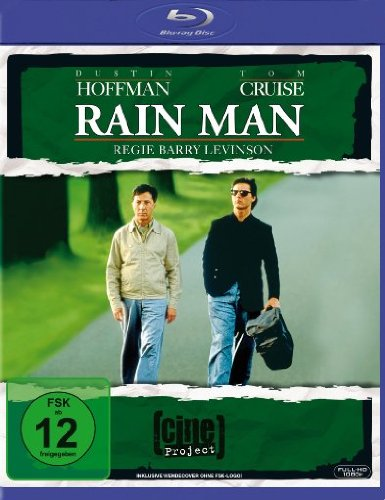 Rain Man - Cine Project [Blu-ray]