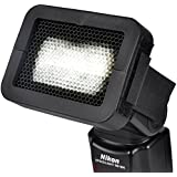 Opteka OSG18 1/8-Inch Universal Honeycomb Grid for External Camera Flashes