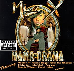 Mama Drama [Vinyl]