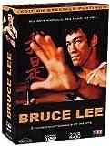 echange, troc Coffret Bruce Lee 3 DVD : La Destinée du dragon / La Fureur des poings / Bruce Lee : Jeet Kune Do