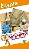 Le Routard Egypte 2013
