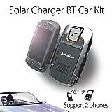 Avantree Sunday Bluetooth solarbetriebene Auto Freisprechanlage
