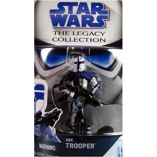 STAR WARS*ARC-TROOPER*THE LEGACY COLLECTION*BUILD A DROID FACTORY # BD 53 *HASBRO – ca. 9cm – OVP als Geschenk