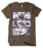 Cybertela Galaxy Women Blunt Men's T-shirt