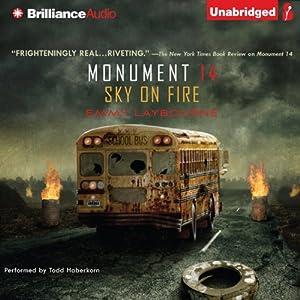 Sky on Fire Audiobook