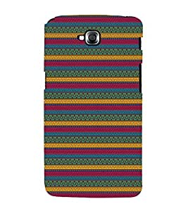 Green Indian Design 3D Hard Polycarbonate Designer Back Case Cover for LG GPro Lite :: LG G Pro Lite Dual D686