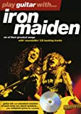 Partition : Iron Maiden Play Guitar With + Cd
