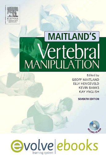 Maitland's Vertebral Manipulation Text and Evolve eBooks Package