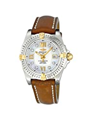 Breitling Windrider Cockpit Ladies Watch C7135653-B904BKLT