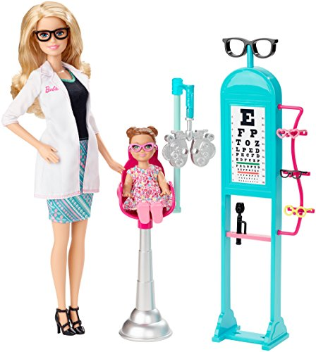 Glasses Barbie