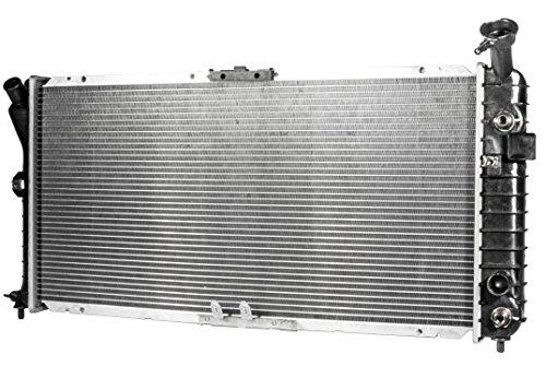 oldsmobile silhouette radiator removal car