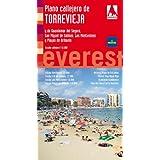 Plano callejero de Torrevieja y de Guardamar del Segura, San Miguel de Salinas, Los Montesinos y Playas de Orihuela...