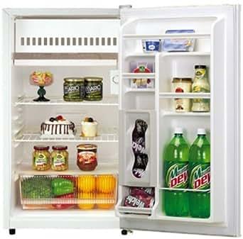 Daewoo FR-147RV 4.4 cu. ft. Compact Refrigerator