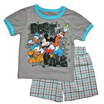 Mickey Mouse Friends Toddler Boys T Shirt
