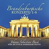 echange, troc  - Brandenburgische Konzerte 1-6