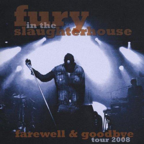 Fury in the Slaughterhouse - Farewell & Goodbye Tour2008 - Zortam Music