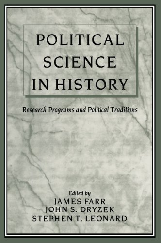 Political Science in History: Research Programs and Political Traditions