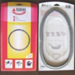 Seb 980158 Joint 8 / 10 L � 253 Inox