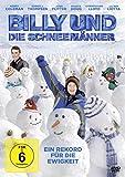 DVD Cover 'Billy und die Schneemänner - Ein Rekord für die Ewigkeit