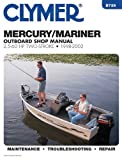 Sherwood Lee Mercury/Mariner Outboard Shop Manual, 2.5-60 HP Two-Stroke, 1998-2002 (Clymer Marine Repair) (Clymer Marine Repair Series)