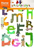 Home Stickers Animals Alphabets Decorative Wall Stickers