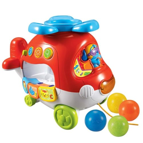VTech - Explore and Learn Helicopter - 1