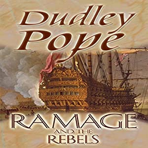 Ramage and the Rebels Audiobook