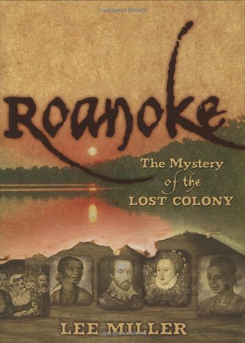 Mystery of the lost colony roanoke