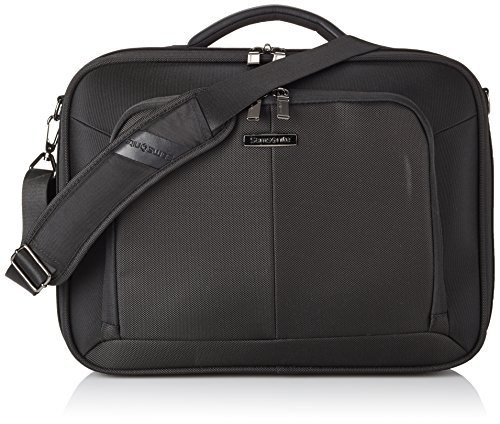 Samsonite Ergo-Biz Office Case Cartella, 14 litri, 45 cm, Nero