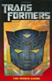 Transformers:+The+Movie+Guide HardCover Book