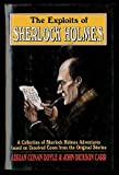 img - for The Exploits of Sherlock Holmes book / textbook / text book