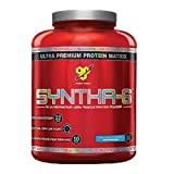 BSN Syntha-6 Protein Powder, Chocolate Milkshake, 5 Pound