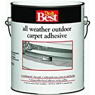 Dap26009Do it Best All Weather Outdoor Carpet Adhesive-GAL OD CARPET ADHESIVE