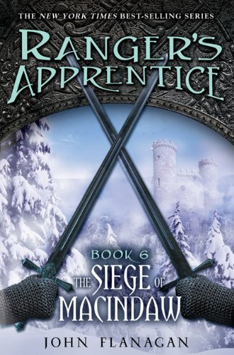 Cover of The Siege of Macindaw: Book 6 (Ranger's Apprentice)