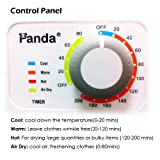 panda small mini stainless steel tumble dryer55 66lbs compact apartment dryer pan725sf