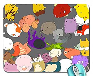 onix seel exeggcute farf mouse pad computer mousepad : Office Products