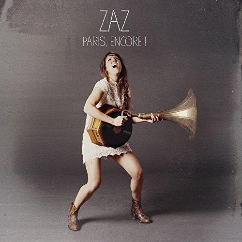 Blu-ray : Zaz - Paris Encore (Italy - Import)
