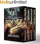 The Singularity: Box Set (Books 1-4)...