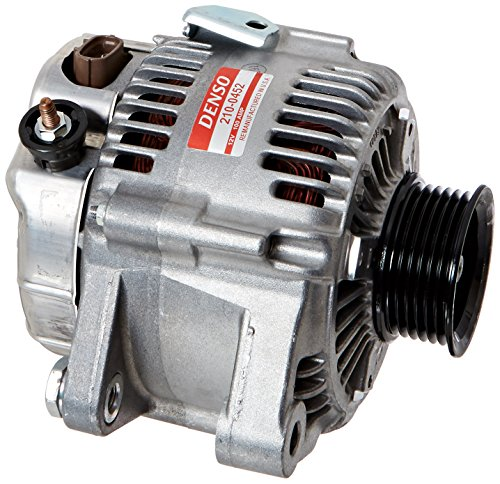 Denso 210-0452 Remanufactured Alternator (Toyota Camry Alternator 2004 compare prices)